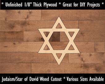 Laser Cut Out Unfinished Wood Shape Craft Supply SPC16 Light Saber