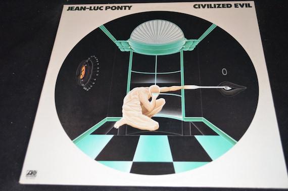 Image result for Jean - Luc Ponty  Civilized Evil images
