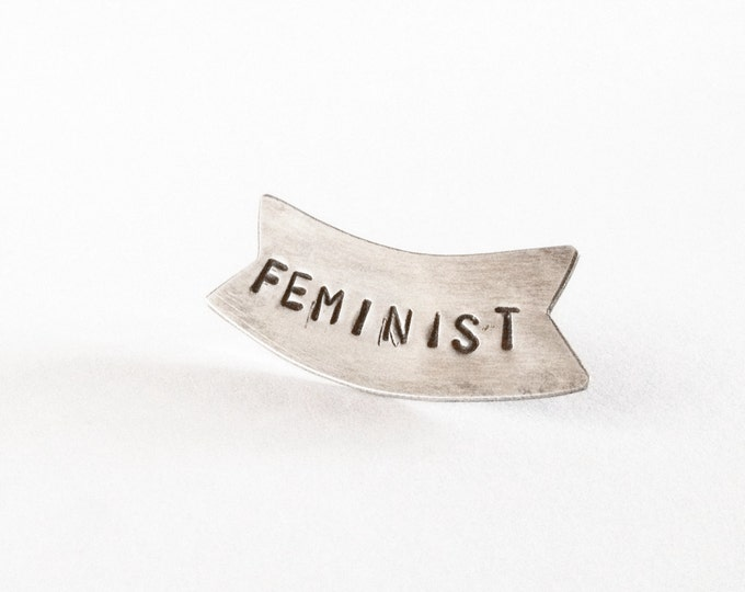 SAMPLE SALE // FEMINIST Pin