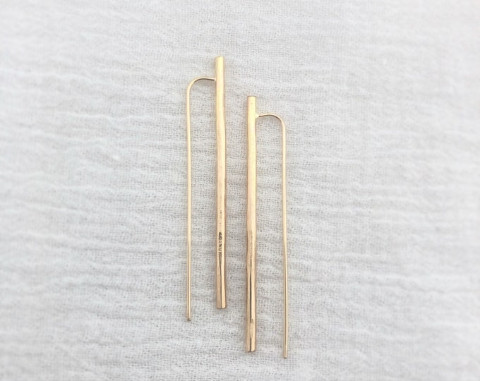 The Tower Earrings