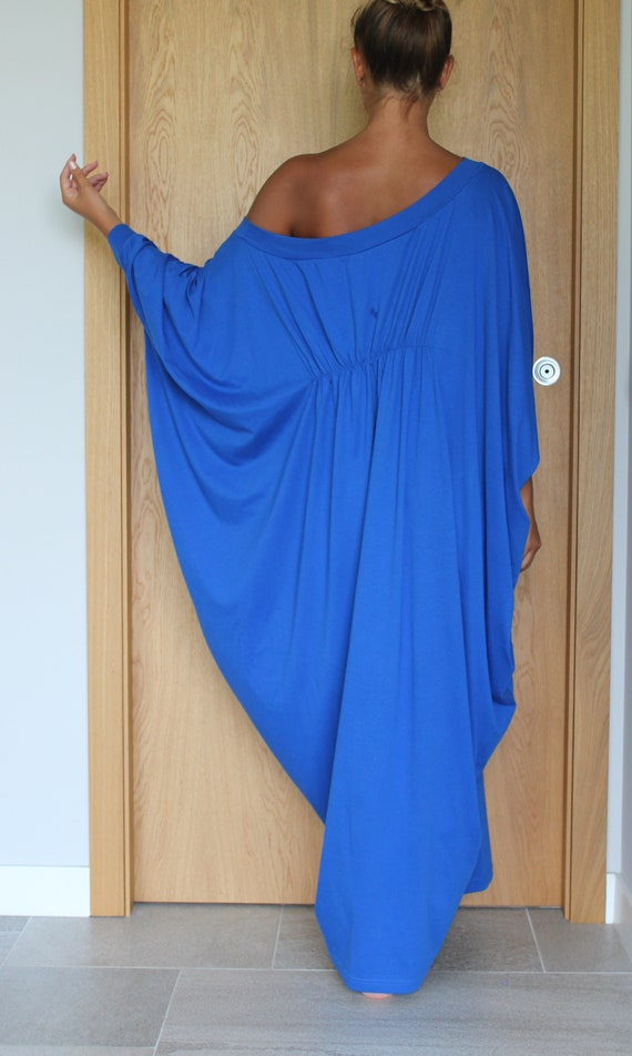 robe kaftan clothing Plus Blue Plus size maxi kaftan maxi dress maxi dress Blue dress size Kaftan size dress Caftan plus Plus size 0O84qw8x