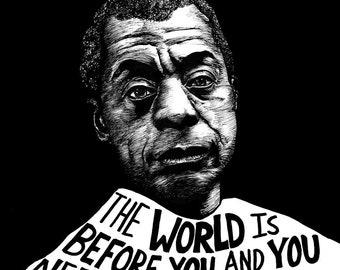 James Baldwin (Authors Series) by Ryan Sheffield