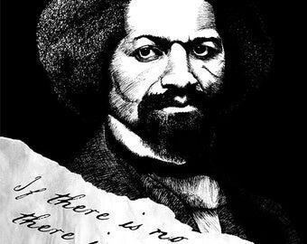 Frederick Douglass (American Icons series) by Ryan Sheffield