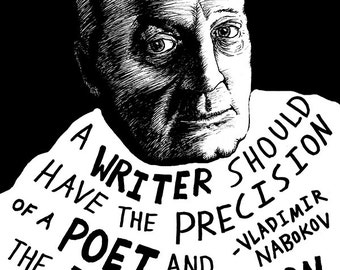 Vladimir Nabokov (Authors Series) by Ryan Sheffield