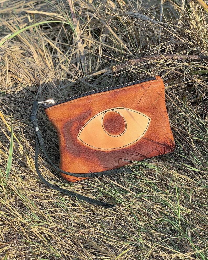 Third Eye pouch/clutch/organizer image 0