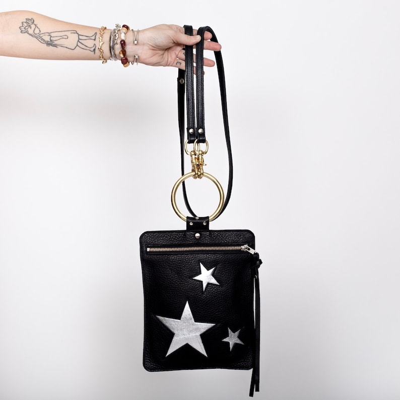 Star Ring Crossbody/Clutch image 0