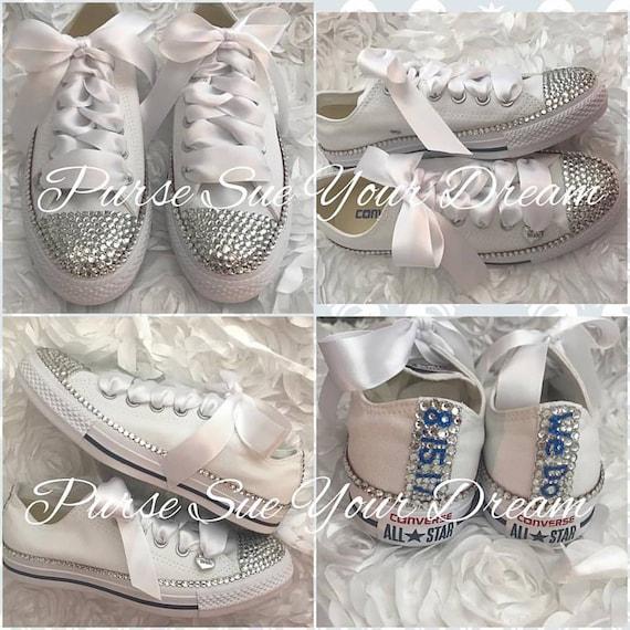 soltar Abrumador Vientre taiko  Zapatos personalizados de novia Swarovski zapatos de boda de | Etsy