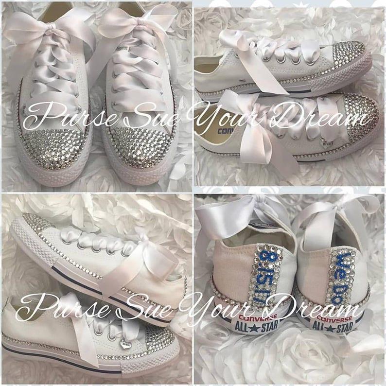 95762eecd8a Bridal Custom Shoes Swarovski Crystal Wedding Shoes Pearl