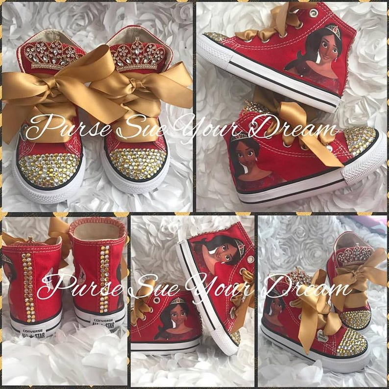 elena of avalor sneakers