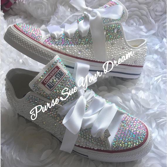 scarpe converse donna sposa
