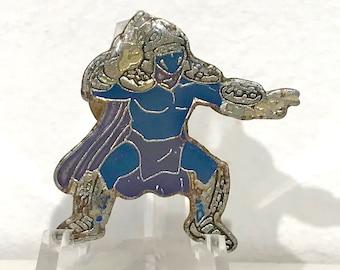 True Vintage Enamel Pin Teenage Mutant Ninja Turtles SHREDDER