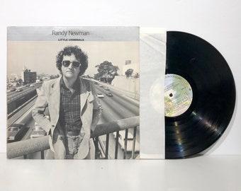 RANDY NEWMAN - Little Criminals - Record Vintage Vinyl LP 1977