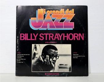 Billy Strayhorn - I Grandi Del Jazz - Fabbri Editori - Vintage Vinyl Record LP 1979