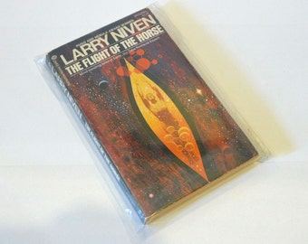 The Flight of the Horse by Larry Niven - Ballentine, 1973