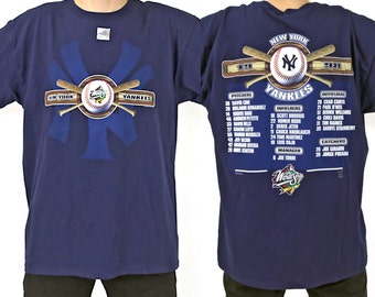 Vintage Starter New York YANKEES 1990s World Champions T-shirt