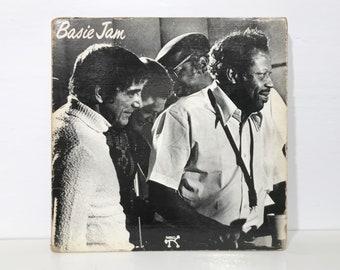Count Basie: Basie Jam - Vintage Vinyl LP Record 1975