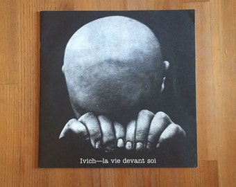 "Ivich - la vie devant soi (1995) Vintage Vinyl 10"" Ebullition"