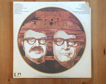 """Ferrante & Teicher – Super Pak  (1972) Vintage Vinyl Double LP 12"""""""