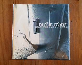"Reflector – Blue Skies / On The Table – Vintage Vinyl 7"""