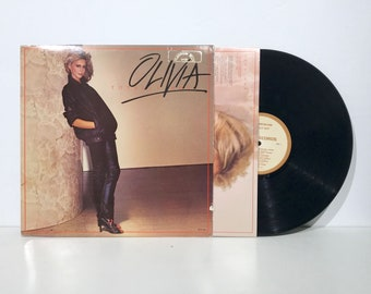 Olivia Newton-John: Totally Hot - Vintage Vinyl Record LP (1978)