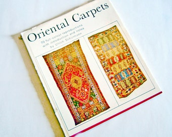 Oriental Carpets by Ulrich Schurmann / Paul Hamlyn 2nd Printing 1968