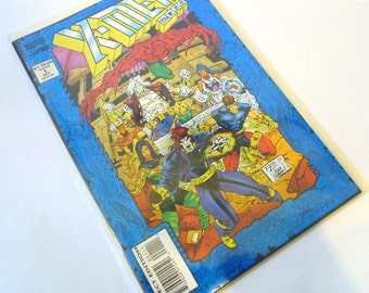Marvel Comics X-MEN: 2099 #1 (1993) Direct Edition, Blue Foil Comic Book