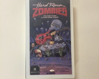 Hard Rock Zombies (VHS 1985)