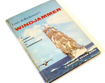 Windjammer A Modern Adventure in Cinemiracle - by Louis De Rochemont
