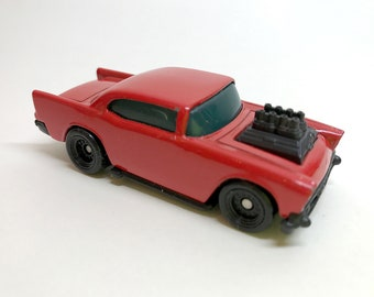 Vintage Hot Wheels 1993 '57 CHEVY McDonald's Happy Meal Premium