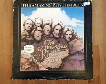 Amazing Rhythm Aces – How The Hell Do You Spell Rythum (1980) Vintage Vinyl 12""