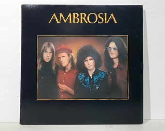 Ambrosia S/T (Reissue) 2 Record Vintage Vinyl LP 1978