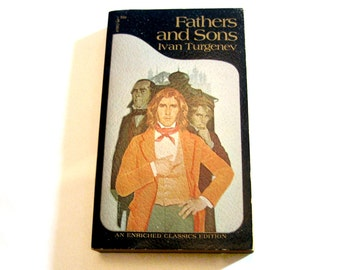 Fathers and Sons - Ivan Turgenev Paperback, 1972