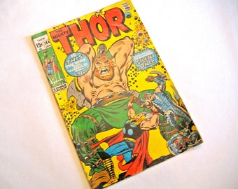 Marvel Comics THE MIGHTY THOR #184 (1971) Comic Book