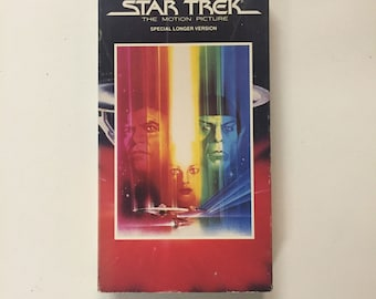 Star Trek - The Motion Picture [VHS] William Shatner, Leonard Nimoy