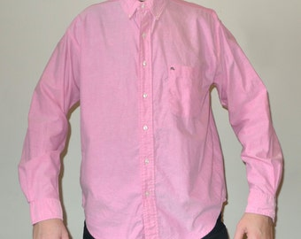 Pink Ralph Lauren Jeans Co. Button Up Shirt M