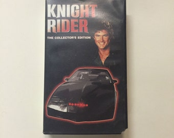 Knight Rider Collector's Edition: Just My Bill & Trust Doesn't Rust VHS