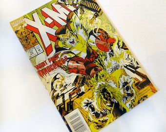 X-Men (1993) #19 by Fabian Nicieza (Author), Andy Kubert (Illustrator)