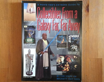 Collectibles from a Galaxy Far Far Away Paperback – by Beckett Publications