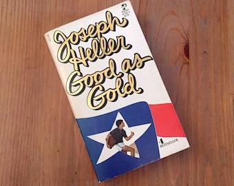 Good As Gold by Joseph Heller (1979) Vintage Paperback