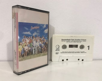 Quarterflash: Take Another Picture (1983) Cassette Tape