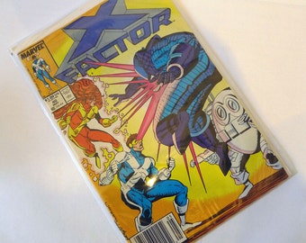 X-Factor #40: Rob Liefield Art (May 1989)