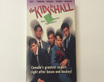 Best of Kids in the Hall [VHS] Four Outrageous Episodes! 1996
