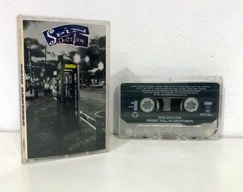 Spin Doctors: Pocket Full Of Kryptonite (1991) Cassette Tape