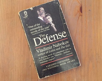 Invitation To A Beheading by Vladimir Nabokov, Vintage Paperback 1960