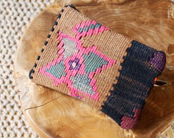 vintage KILIM catch all