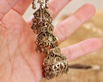 vintage bohemian drop earrings