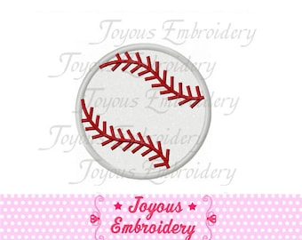 Instant Download  Baseball Applique Embroidery Design NO:1517