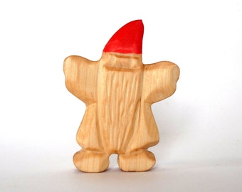 Gnome, Tomte, Tumetott, Wooden Gnome, Goblin, Wooden Toys