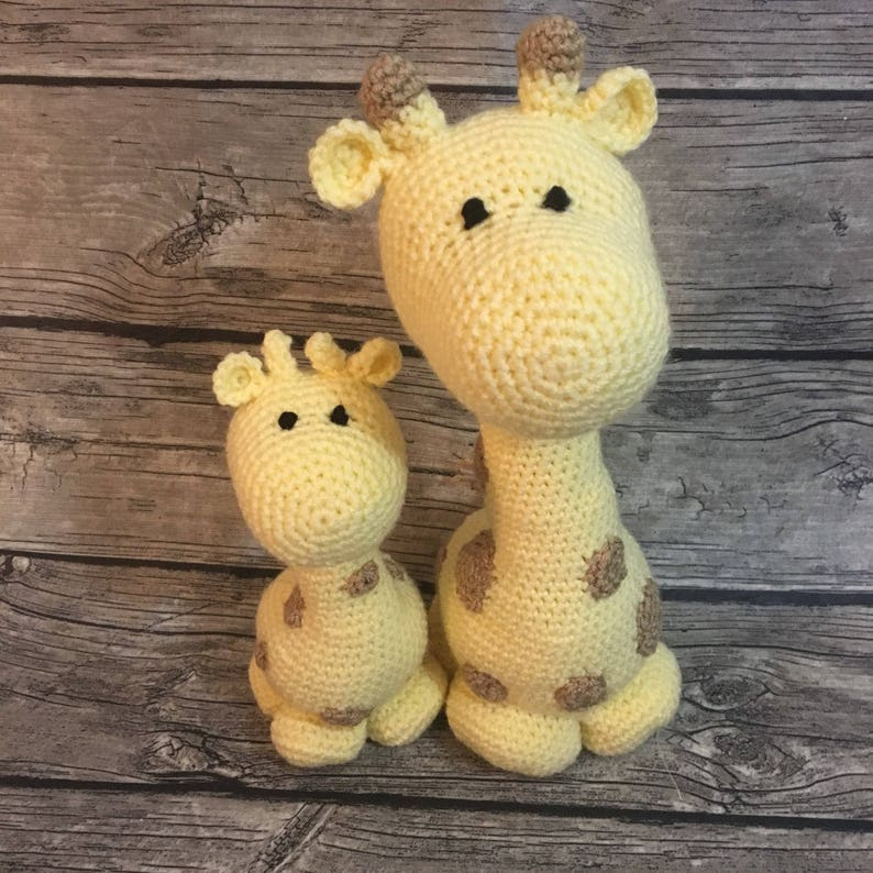 80987841e Mommy and Me Giraffe set baby giraffe giraffe lovie Giraffe