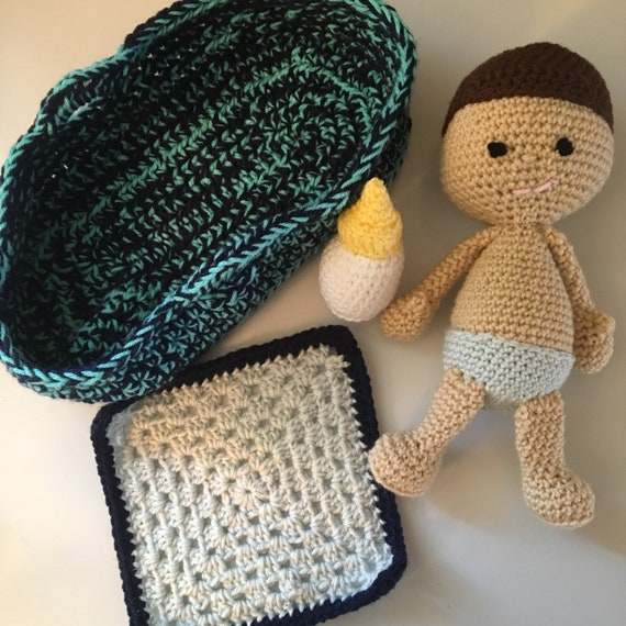 first baby doll babys first baby crochet baby doll baby etsy